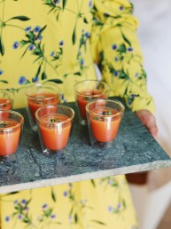 gazpacho garden party